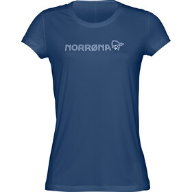 Norrøna /29 Tech T-Shirt Damen indigo night